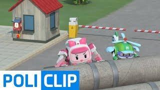 Please calm down! | Robocar Poli Rescue Clips