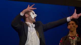 """Music of the Night"" - Jad Jacob High School Musical Theatre Awards 2017 [4K]"