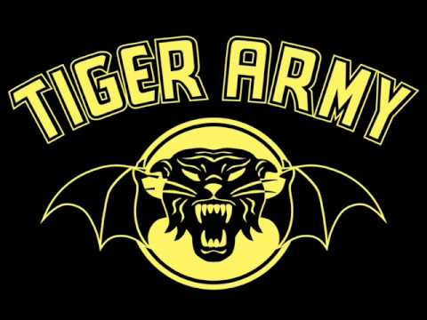 Tiger Army - Lovespell