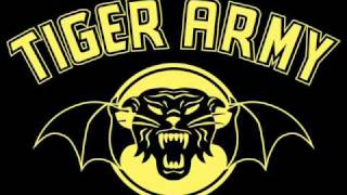 Watch Tiger Army Lovespell video