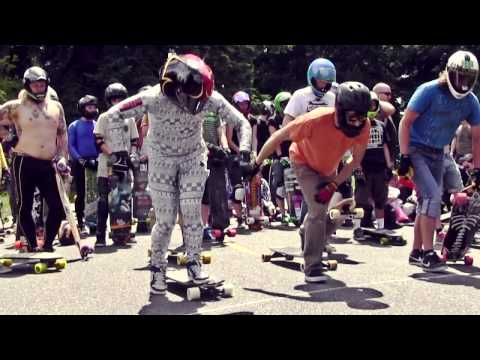 Mt. Tabor Downhill Challenge 2012 [OFFICIAL VIDEO]