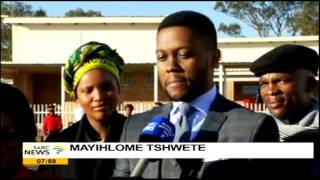 Pamela Tshwete thanks Mpumalanga for honouring her husband Steve Tshwete