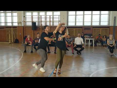 PZC2019 J&J Intermediate Heat2 Video3 ~ Zouk Soul