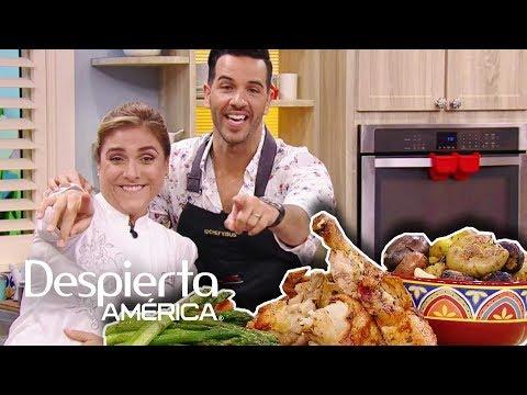 Receta de pollo al limón (cena para 4 por menos de $20) thumbnail