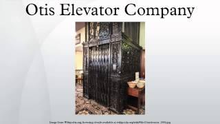 Otis Elevator Gen2Mod System 3D Animation