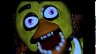 (GONE WRONG) PLAYING FIVE NIGHTS AT FREDDYS LIVESTREAM (JUMPED BY CHICA)