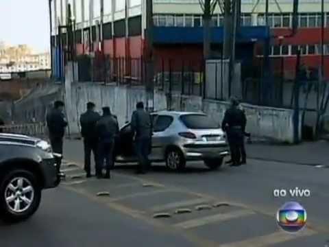 Rota mata seis bandidos que tentavam roubar caixa eletrônico na zona norte 5/8/2011