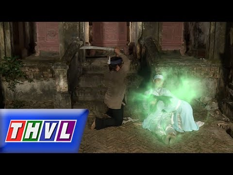THVL | Chuyện xưa tích cũ – Tập 37[2]: Ngọc Phượng ra sức bảo vệ khi tên lái đò định giết Trần Phi
