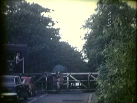Allan Birkin's old cine York-Hull line 1966-67