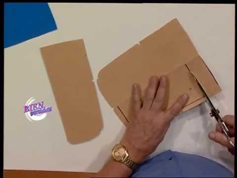 Hermenegildo Zampar - Bienvenidas TV - Explica la costura del bolsillo plaqué de sastrería.