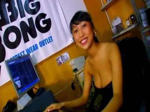 Sharon Lee - french born Asian (Vietnamese) Actress