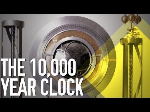The 10 000 Year Clock Youtube