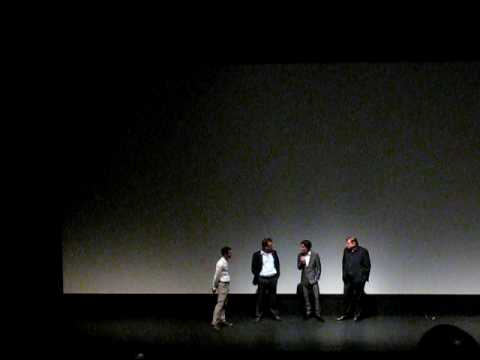 Perrier's Bounty Q&A at TIFF 2009