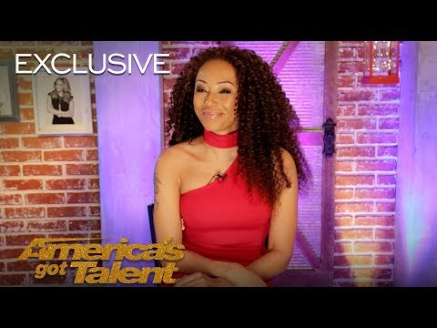'This Or That' With Mel B - America's Got Talent 2018