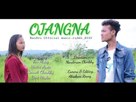 Ojangna//KauBru Official Music Video//2020