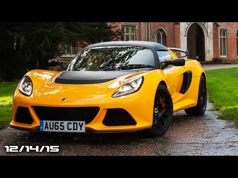 Lotus Exige Sport 350, Porsche 718 Cayman/Boxster, Genesis Models - Fast Lane Daily