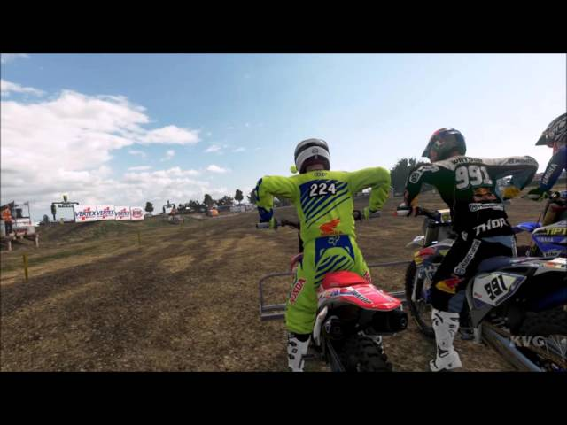 Руководство запуска: MXGP2 The Official Motocross Videogame Compact по сети