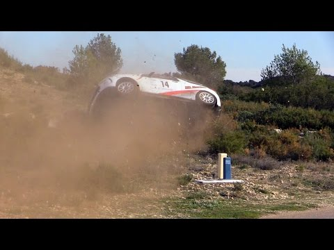 Rallye Mistral 2016 Crash and Show