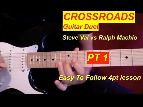 steve vai crossroads tab pdf