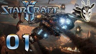 #01 ● Alte Liebe rostet nicht ● StarCraft II - Wings of Liberty