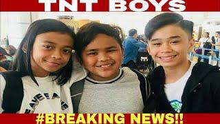 TNT Boys Breaking News: Big Announcement