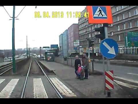 Codzienność Motorniczych W Poznaniu.