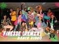 Lagu Bruno Mars - Finesse (Remix) [Feat. Cardi B] [Dance Video] by Kharma Crew