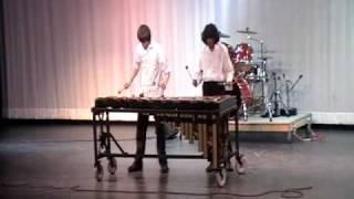 One Winged Angel (Marimba Duet)