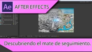 Mate de seguimiento o Track Matte en After Effects