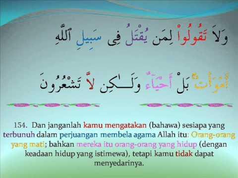tafsir surah albaqarah ayat 154 bersama ustz Habsah Senin.wmv...