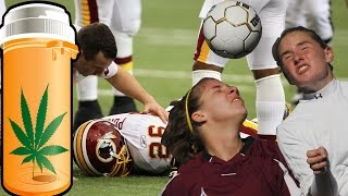 Medical Marijuana for NFL & Schoolgirl Concussions?