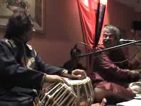 Hariharan & Ustad Tari Khan.wmv video