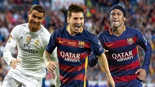 Cristiano Ronaldo vs Lionel Messi vs Neymar Jr ● Magic Skills & Goals | 2016 HD
