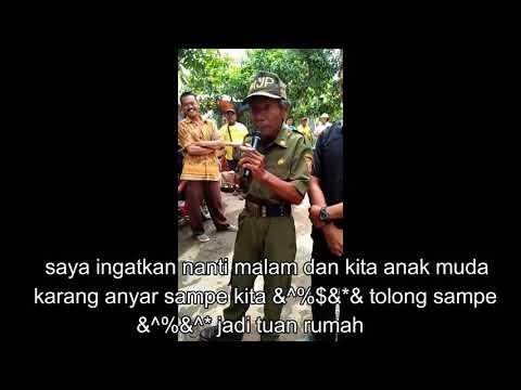 Hansip Sukra Wetan Pidato Lagi Guys! WA BRONTOK thumbnail