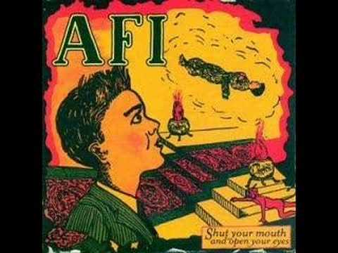AFI - The New Patron Saints And Angels + Lyrics