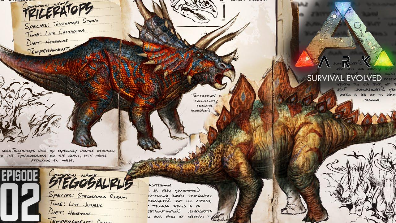 Stegosaurus ark