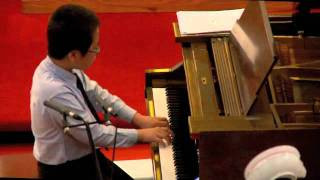 The happy Farmer, Robert Schumann - Oscar Wang-World Academy of Music