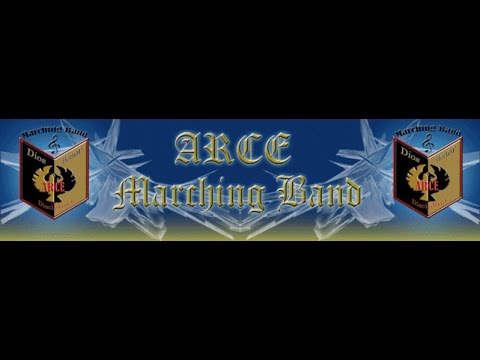 Arce Marching Band - ROCKY