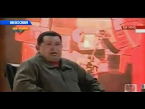 HUGO CHAVEZ DICE QUE EMBALSAMAR ES INMORAL