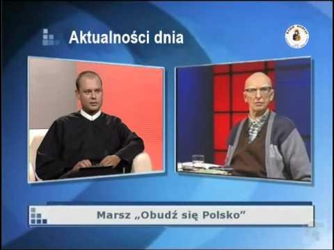 """Aktualności Dnia - Marsz """"Obudź Się Polsko"""