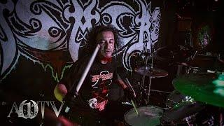 MASACRE (Colombia) Mauricio Londoño - Queens, NY (2015) (Drum Cam)