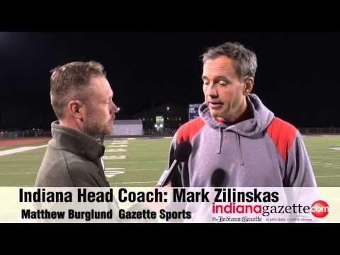 Friday Night Extra Edition: Indiana Indians Head Coach: Mark Zilinskas October 24, 2014