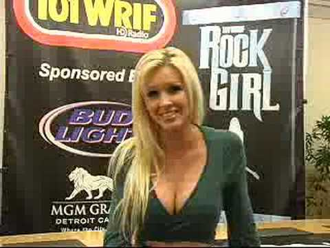 interview with taylor, our 2007 wrif rock girl youtube