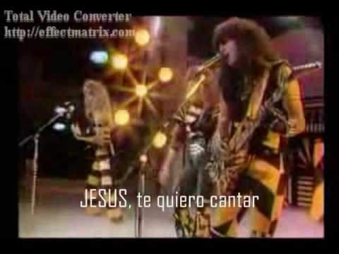 STRYPER Makes Me Wanna Sing 1985 subtitulado Whitemetal