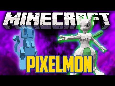 Minecraft Pixelmon Mod Adventure Series Ep 53 ANOTHER SHINY FOR LITTLELIZARD!! видео