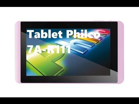 Tablet Philco 7A-R111 com TV digital - Análise e Testes
