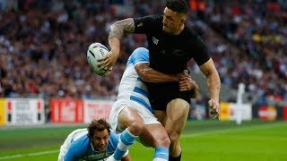 Rugby's Most OUTRAGEOUS Offloads!