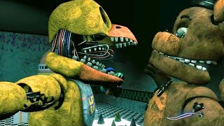 FNaF SFM: The Last Stand 2 - Scrap Problem (Five Nights at Freddy's Animation)