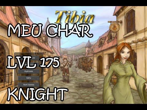 Tibia Meu Char Lvl 175
