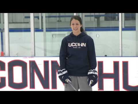 UCTV vs UConn Women's Ice Hockey